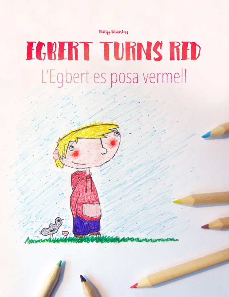 L'Egbert es posa vermell